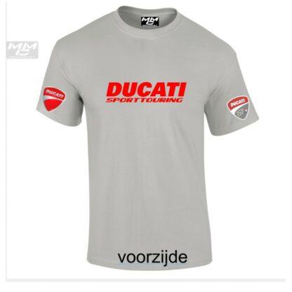 ST-Ducati T-shirt Grijs