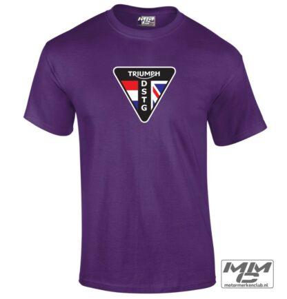 Dutch Speed Triple Group LOGO Tshirt