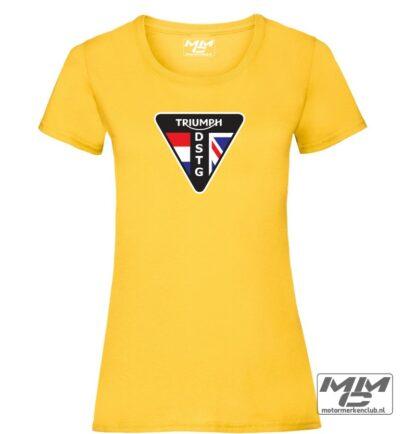 DSTG LOGO dames Tshirt