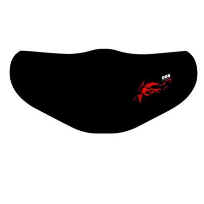 Ducati Diavel DDB mondmasker-mondkapje